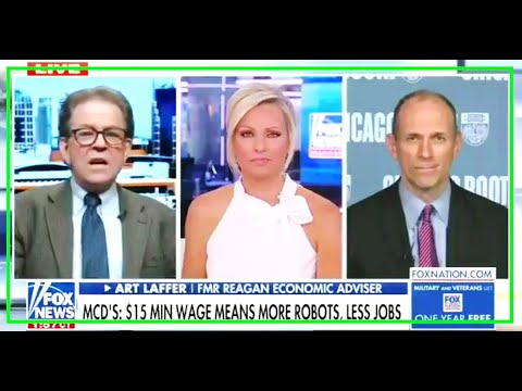 """Fox News: Fast Food Workers """"Aren't Worth $15 An Hour"""""""