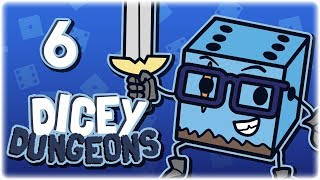 Curse of Greed Episode   Let's Play Dicey Dungeons   Part 6   Full Release Gameplay PC HD