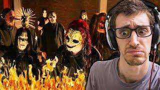 Slipknot   Psychosocial || HIP HOP HEAD REACTS TO METAL!!!
