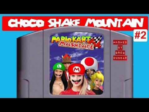 Mario Kart Pop Mashups Are Surprisingly Great
