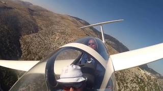 Flying With Kostas In Parnitha Ridge