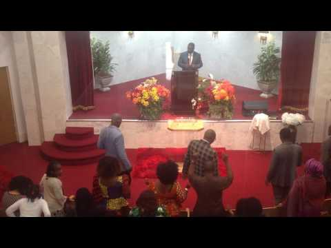 THE HOLY COMMUNION By Pastor Ade Oyeyemi