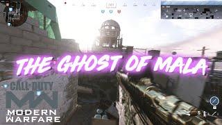 THE GHOST OF MALA - Modern Warfare Sniping Montage (PC) - SoaR Mala