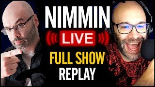 YouTuber Hangout & Channel Tips - Nimmin Live