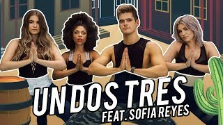 1 2 3 Sofia Reyes Feat Jason Derulo Amp De La Ghetto Caleb Marshall Dance Workout