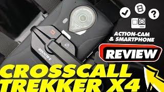 Review: Crosscall Trekker X4 (Deutsch)