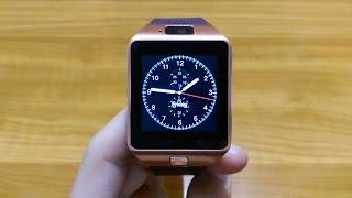 DZ09 Smartwatch - recenzija