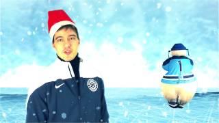 """ХК """"Сибирь"""" поздравляет с Новым Годом!"""