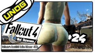 Fallout 4 Mod Showcase // Caliente's Beautiful Bodies Enhancer -CBBE-