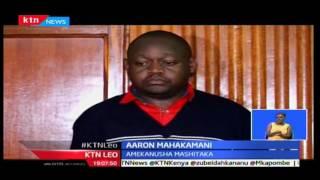 KTN Leo: mhariri wa KTN News-Aaron Ochieng' afikishwa kotini akikabiliwa na kosa la wizi wa gari