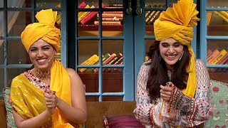 "Watch out for exclusive uncensored footage of ""The Kapil Sharma Show"" - Movie ""Saand Ki Aankh"" Episode. Sit back & enjoy.  Subscribe to my Channel: http://bit.ly/SubscribeToKapilSharmaK9   Popular Videos ⦿ The Kapil Sharma Show - Movie Bala Episode - https://youtu.be/KgTgVd1yhHs  ⦿ The Kapil Sharma Show - Movie Housefull 4 Episode - https://youtu.be/H9Xsm_oY564  ⦿ The Kapil Sharma Show - Govinda, Sunita Ahuja, Tina Ahuja - https://youtu.be/Zz5q_LrU10k  ⦿ The Kapil Sharma Show - Udit Narayan, Deepa Narayan, Aditya Narayan - https://youtu.be/llikbd98S1A  ⦿ The Kapil Sharma Show - Movie The Sky Is Pink Episode Uncensored - https://youtu.be/K5dYbAPwvT4  ⦿ The Kapil Sharma Show - Movie WAR Episode Uncensored - https://youtu.be/tyUQe8RXKOQ  ⦿ The Kapil Sharma Show - Manoj Bajpayee, Pankaj Tripathi, Kumar Vishwas - https://youtu.be/um3rySzJ6rA  ⦿ The Kapil Sharma Show - Movie Pal Pal Dil Ke Paas Episode Uncensored - https://youtu.be/oD0Medx6Jgo  ⦿ The Kapil Sharma Show - Movie Dream Girl Episode Uncensored - https://youtu.be/pEPxFTBBxrA   Follow me : Facebook - https://www.facebook.com/Kapilsharmapunj/ Instagram - https://www.instagram.com/kapilsharma Twitter - https://twitter.com/KapilSharmaK9  #KapilSharma #SaandKiAankh #TaapseePannu #BhumiPednekar"