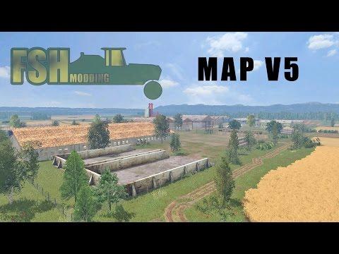 FS 17 Wood Pallet Gripper :: Farming Simulator 17