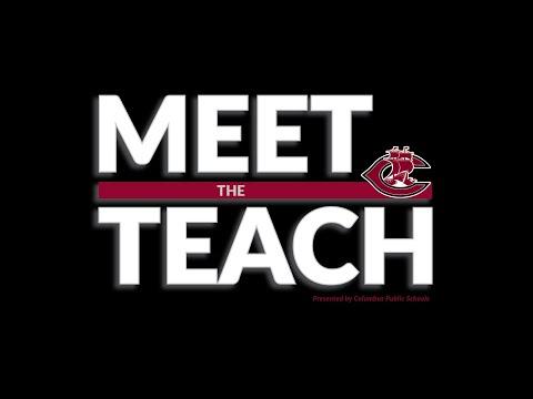 2019 CPS Meet The Teach - Brain Townsend - Promo