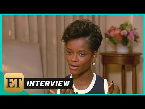 'Black Panther': Letitia Wright (FULL INTERVIEW)