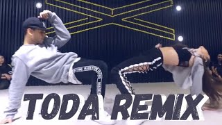 TODA REMIX - Alex Rose ft Cazzu | Choreography by Nicole Conte