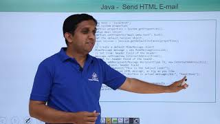 Java - Send HTML Email