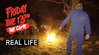 Friday The 13th in Real Life