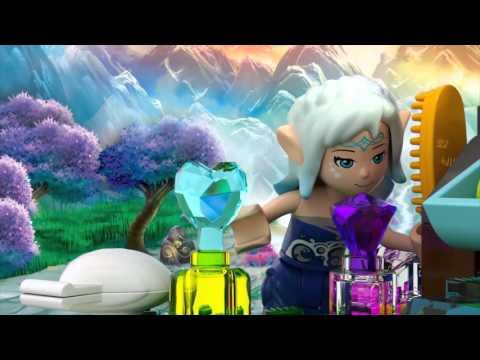 Конструктор Приключение дракона воды - LEGO ELVES - фото № 4