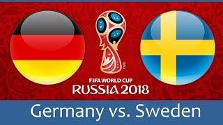 Германия - Швеция (Россия, г. Сочи) / Germany - Sweden (Russia, Sochi)