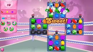Candy Crush Saga Level 3343 NO BOOSTERS