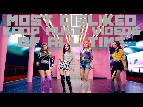 Most Disliked Kpop Music Videos of All Time