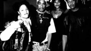 Dr. Dre - Under Pressure Remix (Ft. 2Pac, Crooked I, & Jay-Z)