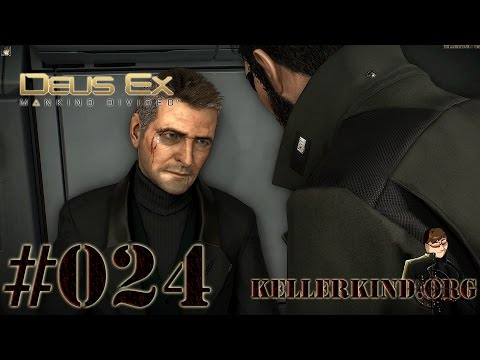 Deus Ex: Mankind Divided #024 - Der Duft der Orchidee ★ EmKa plays Mankind Divided [HD|60FPS]