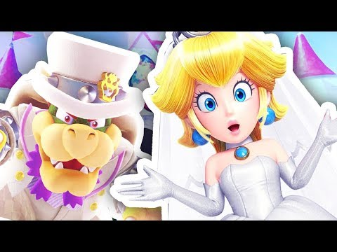 WILL PEACH MARRY BOWSER?!?! (Super Mario Odyssey #6 ENDING)