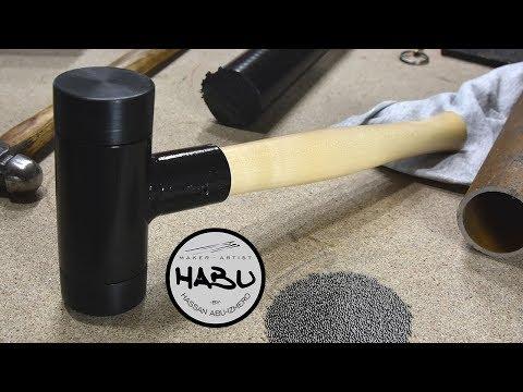 HABU \\ Building A Dead Blow Hammer
