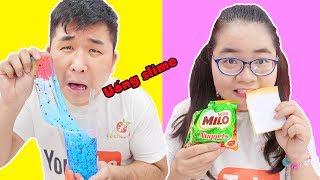 Troll Uống Slime - Giấu Bạn Ăn Kẹo Trong Lớp & Cái Kết | Lớp Học Bá Đạo