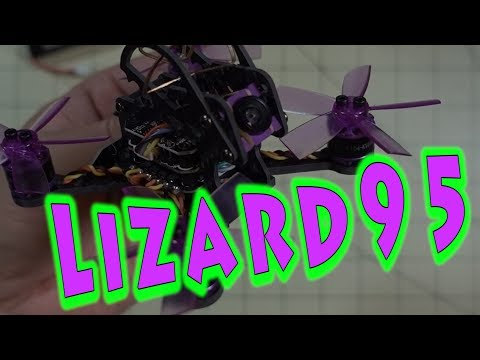 Eachine Lizard95 Micro Drone Review
