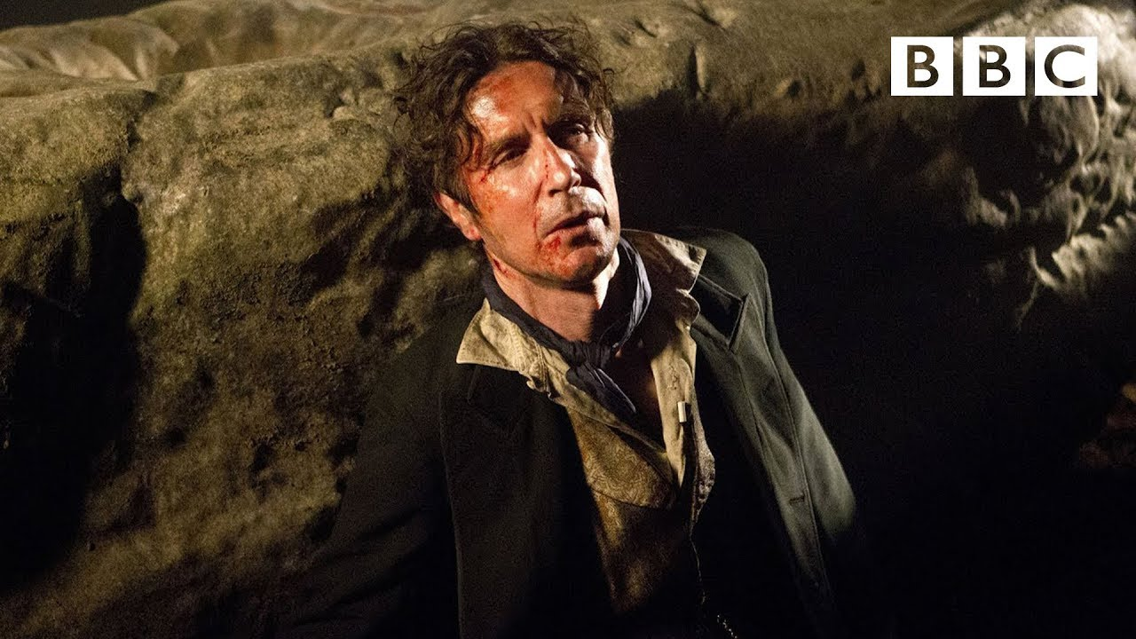 Watch This Awesome Doctor Who Mini-Episode Starring Paul McGann