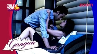 Sagar Falls In Trap Of The London Girl In 'Gangaa'  | #TellyTopUp