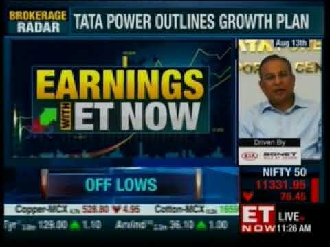 Watch as Mr. Praveer Sinha, CEO & MD, Tata Power outlines the company's growth plan