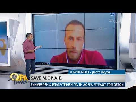 Η σπουδαία προσπάθεια του «Save Moras» | 17/07/2019 | ΕΡΤ