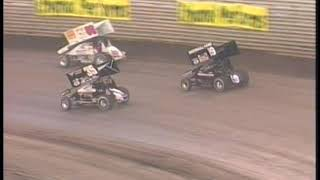 Knoxville Raceway World of Outlaws - July 4, 1998
