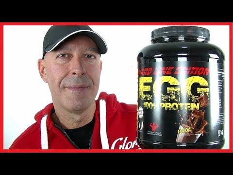 PROTEINE in POLVERE - Le EGG Protein (Proteine Dell'Uovo)
