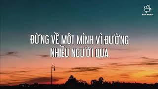 [LYRICS] Ai Đưa Em Về/Take Me Back Home - TiA × Lê Thiện Hiếu