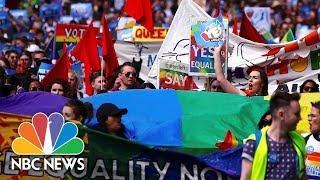 Australia Same-Sex Marriage Vote Spawns Toxic Debate | NBC News