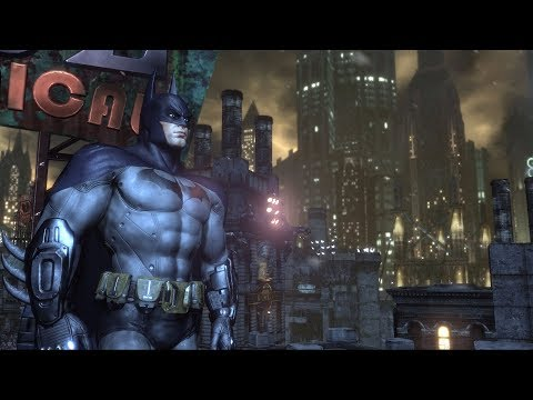 VÍTEJTE V ARKHAM CITY - BATMAN   #01
