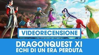 Dragon Quest XI Echi di un'Era Perduta: Recensione del nuovo JRPG Square-Enix
