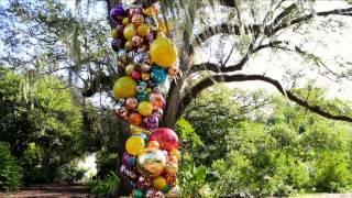 Dale Chihuly At The Fairchild Boranic Garden | Art Loft 319 Segment
