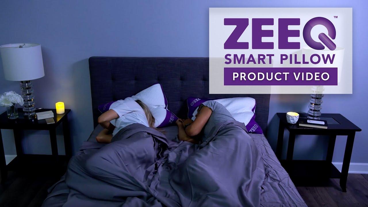 Zeeq Smart Pillow Zeeq By Rem Fit Touch Of Modern