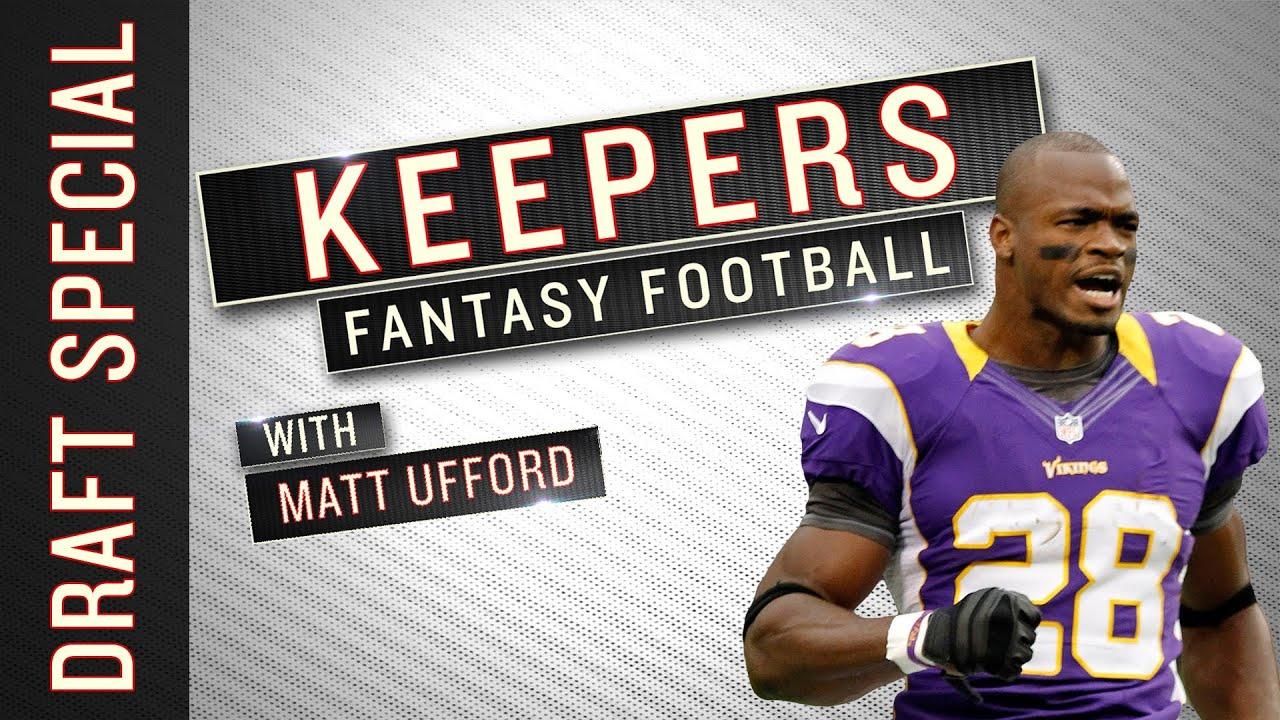 Keepers: 2013 Fantasy Football Draft Special thumbnail