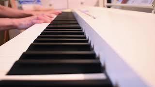 Mathea   2x (PIANO COVER)