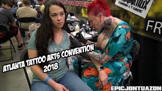 Atlanta Tattoo Arts Convention 2018 | Villain Arts