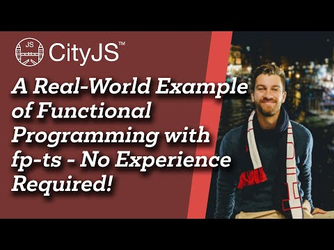 Image thumbnail for talk A Real World Example of Functional Programming with fp-ts