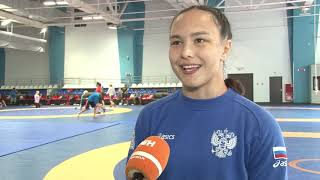 Женская сборная по вольной борьбе готовится в Сочи к Чемпионату мира. Новости Эфкате