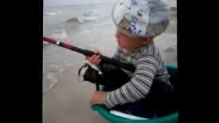 Рыбак из бахтармы