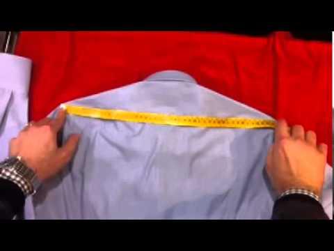 Misura su camicia: Spalla